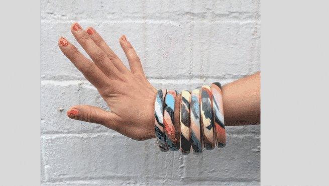 Ruby Pilven – How to make ceramic jewelry