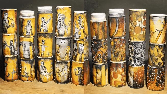 Tim See – Mug Surface Design