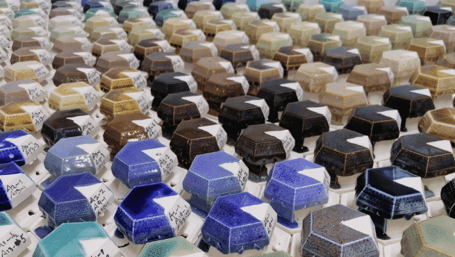 Karen Kotze – Building your own Extensive Glaze Library