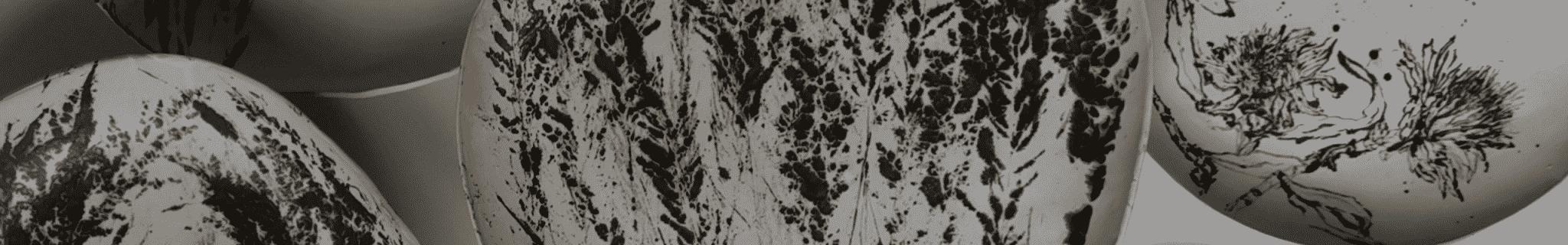 Eylene Clifford – Printing with Majolica