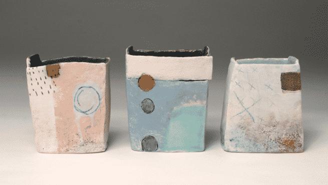 Craig Underhill: Sketchbooks, Slab Building & Surface decoration techniques