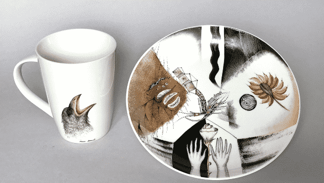 Ilona Romule – Overglaze Painting Masterclass