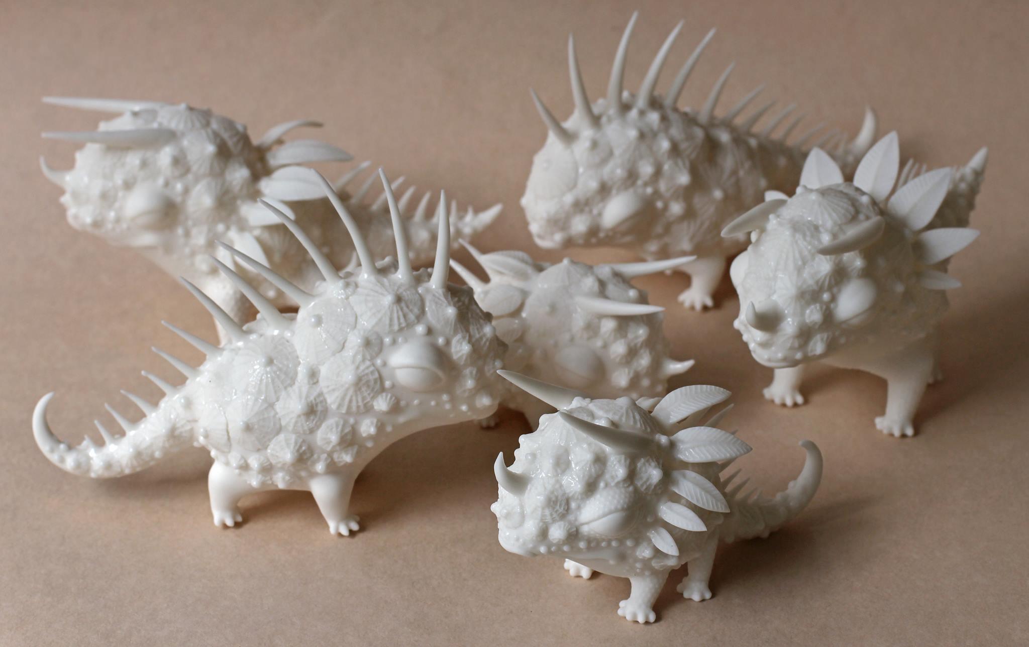Stanislav Leontyev – Sculpting Delicate Creatures